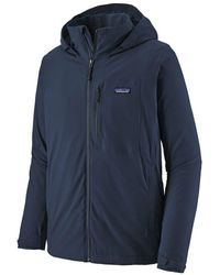 Patagonia Quandary Jacket New Navy - Blue