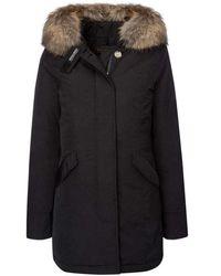 Woolrich W ́s Luxury Arctic Parka Black