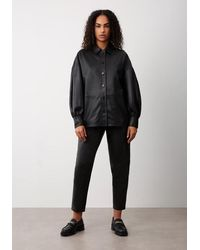 ALIGNE Bonnie Shirt In - Black