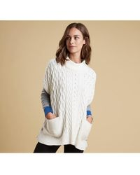 Barbour - Women's Blanchland Knit - Lyst