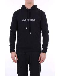 AMI Sweatshirts Hoodies Men Black