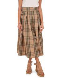 Department 5 Skirt Lamp - Brown