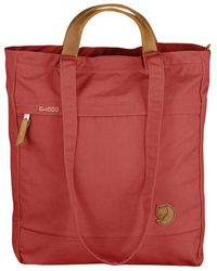 Fjallraven Fjallraven Totepack No. 1 Small Dahlia - Red