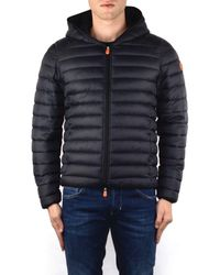 Save The Duck Down Jacket D3065 - Blue