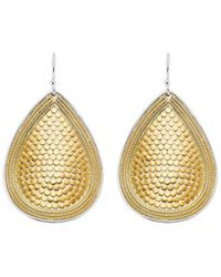 Anna Beck - Teardrop Earrings - Lyst