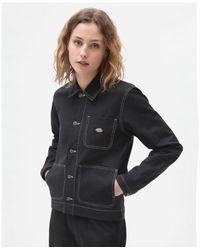 Dickies   Toccoa Jacket   - Black