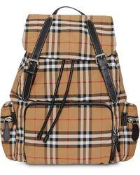 Burberry Men's 8005141 Brown Polyamide Backpack