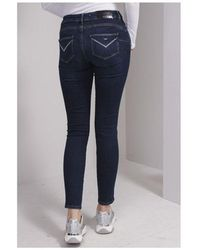 Guess Ultra Curve Jeans In Kensington Colour: Indigo - Blue