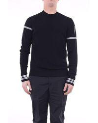 Neil Barrett Knitwear Crewneck - Black