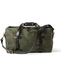 Filson Small Duffle Bag Otter Green