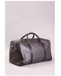 Valentino By Mario Valentino Oscar Monogram Weekend Bag Colour: Black,