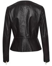 Part Two - Makala Leather Jacket - Lyst
