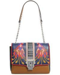 Paula Cademartori Alice Crossbody Bag - Multicolour