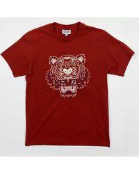 KENZO Tiger T-shirt - Red