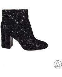MICHAEL Michael Kors - Michael Kors Arabella Boots Glitter - Lyst