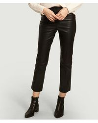 By Malene Birger Florentina Pants Black