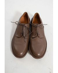 Pantanetti Shoe / 13421c / Light - Brown