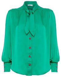 Paolita Patti Shirt - Green