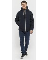 RVLT | Parka Jacket 7580 | Navy - Blue