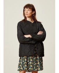ALIGNE Alley Jacket In Black