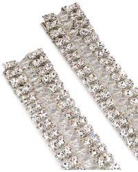 Paco Rabanne Women's 20paa0014str004p141 Silver Metal Belt - Metallic