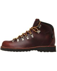 Danner Mountain Pass Boots - Dark Brown