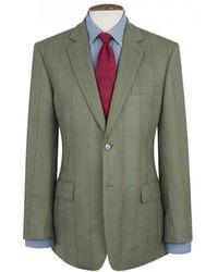 Brook Taverner - Mens Helsinki Pure New Wool Tweed Jacket - Lyst