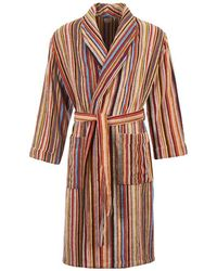 Paul Smith Dressing Gown - Multi - Multicolor