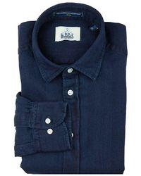 B.D. Baggies Shirts Denim - Blue