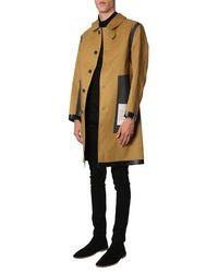Mackintosh Men's Gr001idj15x3q01dj15 Brown Cotton Coat
