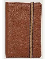 Carre Royal Card Holder Brandy Carrãƒâ© Royal - Brown