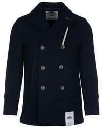 Camplin Jacket Navy - Blue
