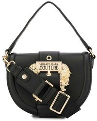 Versace Jeans Black Cross Body Bag