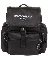 Dolce & Gabbana - Kids D&g Logo Backpack - Lyst