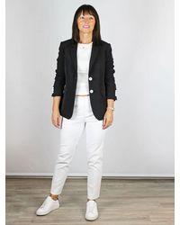 Luisa Cerano Smart Pants White