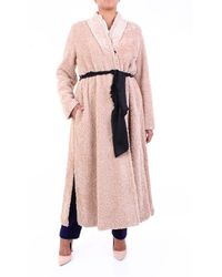 Forte Forte Forte_forte Outerwear Long Champagne - White