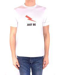 Neil Barrett T-shirt In White