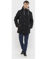 RVLT | Parka Jacket 7581 | Black