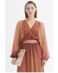Inwear Gizela Dress Nude - Brown