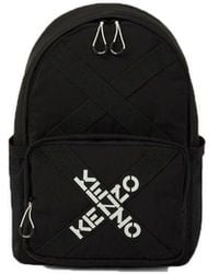 KENZO X Sport Backpack Colour: Black