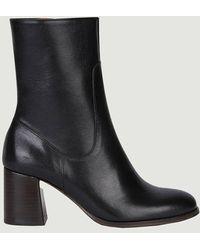 Anthology Gabrielle Boots Vintage Noir - Black