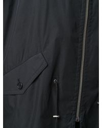 Helmut Lang Cotton Outerwear Jacket - Black