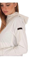 Rrd Summer Sweat Fleece Hood Lady - White