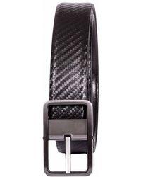 Porsche Design - Belt In Black - Lyst