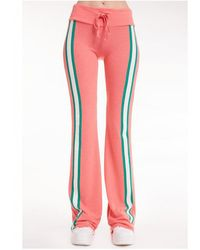 Wildfox Classic Couture Pink Sweat Pants