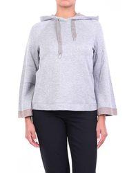 Purotatto Sweatshirts Hoodies Light - Grey