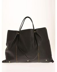 Borbonese Aspen Bag Large 924193i72 100 - Black