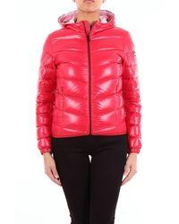 Colmar Outerwear Short Women Red