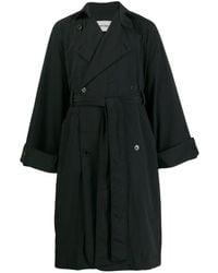 Henrik Vibskov Plus Coat - Black