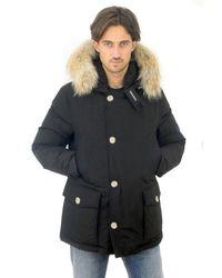 Woolrich Arctic Anorak Black